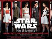 Lancement d'une collection inspirée Star Wars force awakens