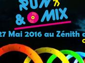 Viens défouler musique Run&Mix Strasbourg 2016