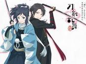 infos teaser pour Tôken Ranbu: Hanamaru