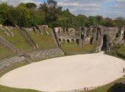 après-midi famille l'Amphithéâtre Gallo-Romain Saintes