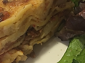Lasagnes bolognaise (totalement maison)