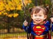 vêtements avec héros pour enfants. Bonne mauvaise idée