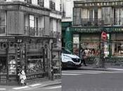 Revisitons Paris d'hier celle jours, travers l'objectif d'un passionné photographie.3 080/365 Dans quartier Faubourg Montmartre, mère famille Cadet (partie Yoshimi-Paris Photographie Amoureu...