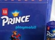 Prince ouvre portes royaume Playmobil