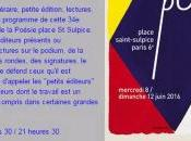 Place Saint Sulpice PARIS Marché poésie journées céramique