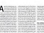 Correspondance Gide-Maria Rysselberghe dans presse