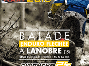 Balade Enduro Lanobre Bougnat Road Team (15), juillet 2016
