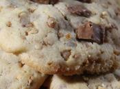 Cookies pralin pépites pralinées
