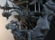 Sculptures épiques Yuanxing Liang