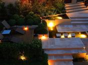 Comment éclairer jardin avec projecteurs spots étanches IP68