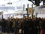 SOCIÉTÉ SNCF grève illimitée neuf jours l'Euro