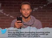Quand stars lisent tweets insultants