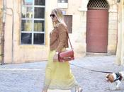 Robe Longue Jaune #SummerIRL