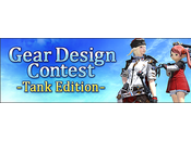 Final Fantasy Gear Design Contest Tank Edition