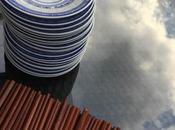 nouvelle Terrasse Japonaise Taisho dans jardins Trocadéro