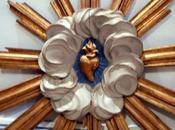 Coeur Immaculé Marie retrouvé chemin l'église Saint Germain