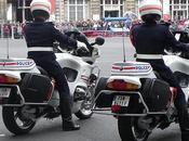 Vsite Compagnie Motocycliste Préfecture Paris