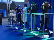 J'ai testé parc d'attractions réalité virtuelle Samsung Paris
