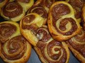 recette ramadan 2016 Palmiers Nutella Purée d'amande