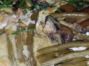 part(s) Omelette haricots verts feta