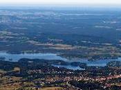 lacs bavarois ligne crête entre Herzogstand Heimgarten