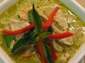 Recette Kaeng Khiao Nuea Curry vert Bœuf poulet
