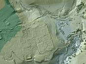 télédétection laser révèle routes romaines oubliées Angleterre