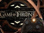 Xbox présente console Game Thrones Edition