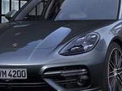 Nouvelle Porsche Panamera: temps l'élégance