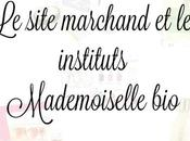 avis site marchand insitituts Mademoiselle