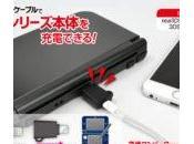 Accessoire recharger Nintendo avec câble Lightning iPhone
