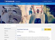 Fail Ryanair réseaux sociaux