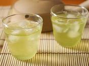 préparations thés glacés