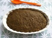 gâteau végan détox chocolaté psyllium (diététique, protéiné, sans gluten beurre oeuf sucre riche fibres)
