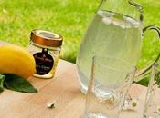 Citronnade miel