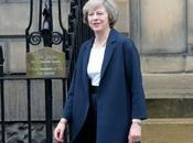 MONDE Royaume-Uni Theresa Berlin puis Paris cette semaine