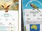 installe pancartes style Pokémon pour animaux