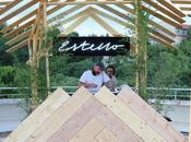 Estello, rooftop hybride éphémère
