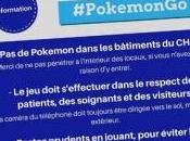 HÔPITAL: #Pokemongo, merci Réseau