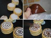 Recette mille feuille rond