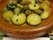 Tagine bœuf courgettes beef tagine with zucchinis carne calabacín طاجين اللحم الكرعة الخضراء (كوسى)