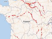 Jouons avec Wikidata traçons cours d'eau.