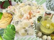 Recette mayonnaise régime biomasse bananes vertes (Brésil)