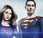 Supergirl première image Tyler Hoechlin Superman dans saison