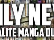 Daily News, l'actualité manga Japon juillet 2016