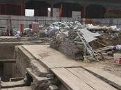 archéologues découvrent traces palais mythique Kublai Khan Dynastie Yuan