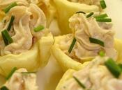 Bouchees mousse saumon crevettes [#saumon #crevettes #apero]