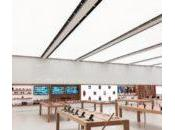 Apple ouvre Store New-Yorkais