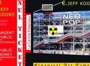exigeons entrée gratuite expo Jeff Koons centre Pompidou Paris
