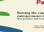 projet Sahwa publie rapport l'appui l'entrepreneuriat dans cinq pays méditerranéens (Écrit coordonné Amina Ziane-Cherif réseau d'investissement ANIMA)